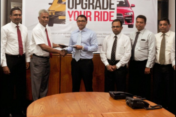 Orient Finance and United Motors offers unique Trade in Offer for Mitsubishi Motor Vehicles